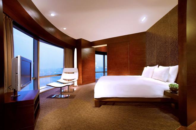 上海外灘茂悅大酒店 - 上海 - 臥室