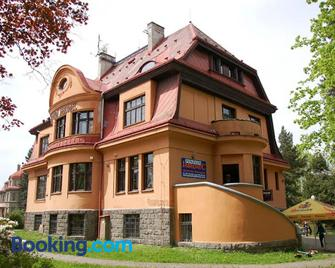 Penzion Pivovar Volt - Jablonec nad Nisou - Gebouw