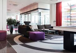 Scandic Sluseholmen - Copenhagen - Lobby