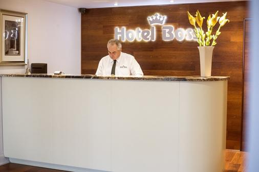 Hotel Boss - Λοτζ