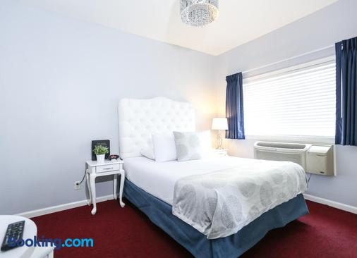 The Hotel Hollywood - Los Angeles - Bedroom
