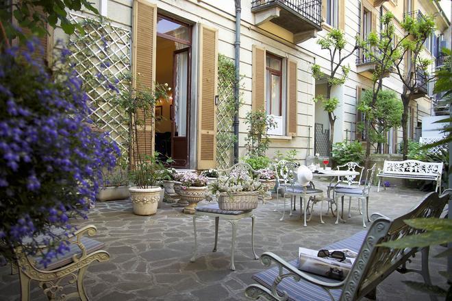 Antica Locanda Leonardo - Milan - Patio