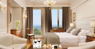 Villa Cortine Palace Hotel - סירמיונה - חדר שינה