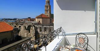La Porta Luxury Rooms - Spalato - Balcone