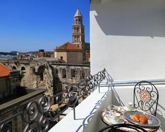 La Porta Luxury Rooms - Split - Balcony