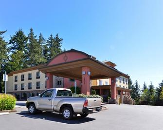 Holiday Inn Express Portland South - Lake Oswego - Lake Oswego - Gebäude