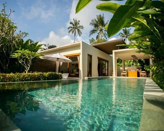 Senetan Villas and Spa Resort - Payangan - Pool