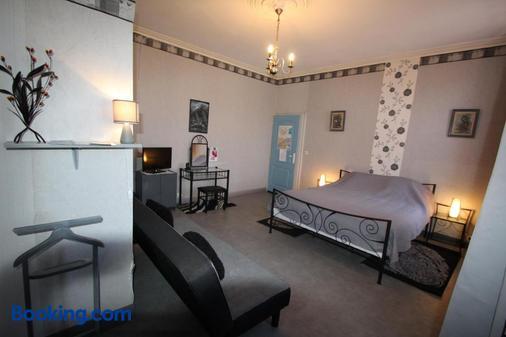 Domaine Des Roses - Vaudelnay - Bedroom