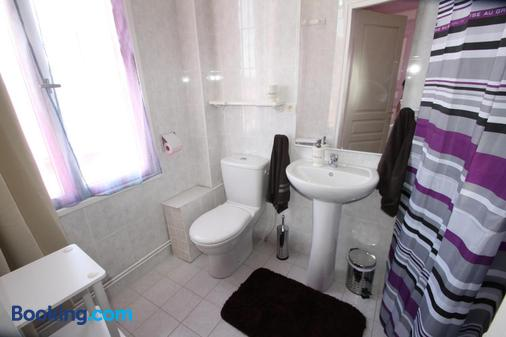 Domaine Des Roses - Vaudelnay - Bathroom