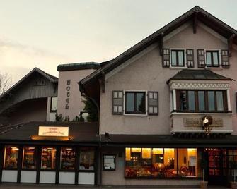 Hotel Haus Krone - Bexbach - Gebäude