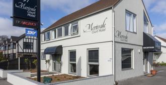 Merivale Court Motel - כרייסטצ'רץ' - בניין