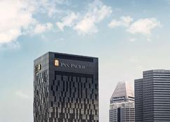 Pan Pacific Serviced Suites Beach Road, Singapore - Singapore - Building