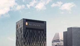 Pan Pacific Serviced Suites Beach Road, Singapore - Singapur - Edificio