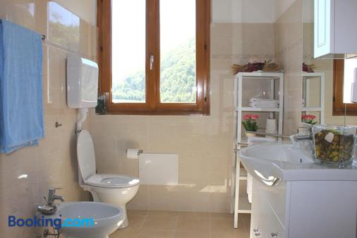 Hotel Panorama e Residence - Tremosine - Bathroom