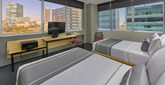 City Express Plus Santa Fe - מקסיקו סיטי - חדר שינה