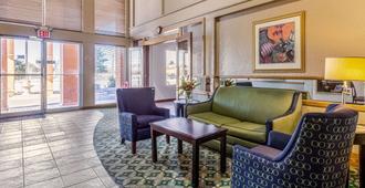 Rodeway Inn & Suites - Las Cruces - Σαλόνι ξενοδοχείου