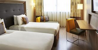 里約熱內盧奧林匹克諾富特酒店 - 里約熱內盧 - 里約熱內盧 - 臥室
