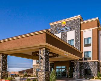 Comfort Inn and Suites Moore - Oklahoma City - Moore - Building