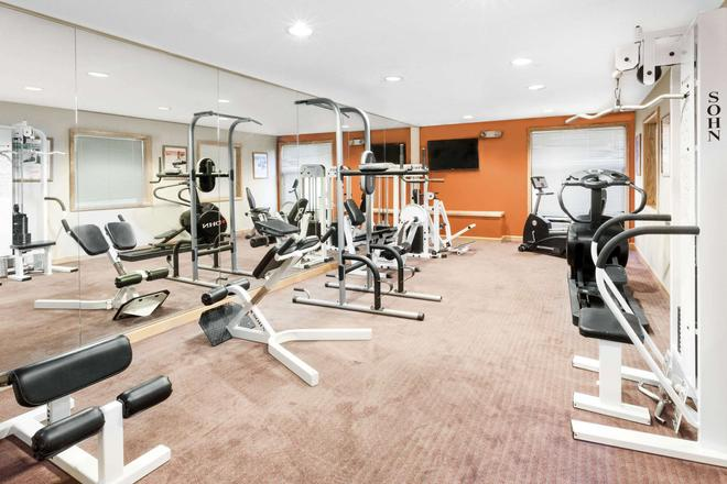 Days Inn & Suites by Wyndham Kalamazoo - Kalamazoo - Γυμναστήριο