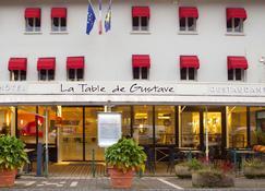La Table de Gustave - Ornans - Rakennus