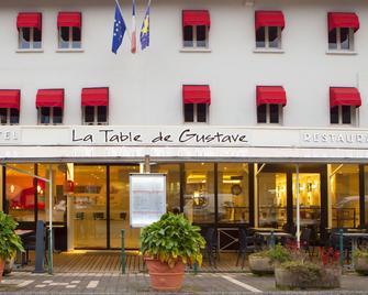 La Table de Gustave - Ornans - Gebäude