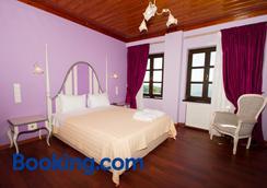 Hotel Monodendri - Monodendri - Habitación