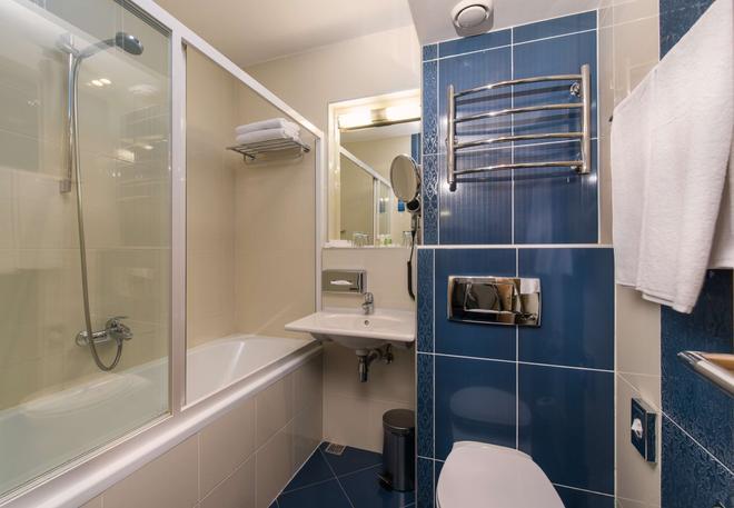 President Hotel - Kyiv - Phòng tắm