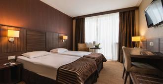 President Hotel - קייב - חדר שינה