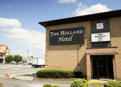 The Holland Hotel - Jersey City - Κτίριο