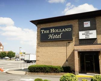 The Holland Hotel - Jersey City - Building