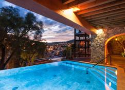 Casa del Rector Hotel Boutique y Arte - Guanajuato - Piscina