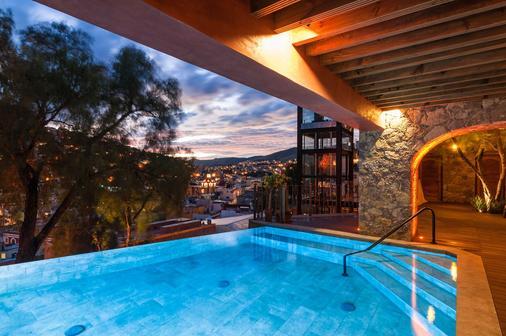 Casa del Rector Hotel Boutique y Arte - Guanajuato - Uima-allas