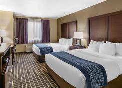Comfort Inn Fort Collins North - Fort Collins - Bedroom