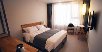Jk Blossom Hotel - Seoul - Bedroom