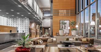 AC Hotel Barcelona Forum by Marriott - Barcelona - Lobby