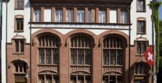 羅恰特巴賽爾酒店 - 巴塞爾 - 巴塞爾 - 建築