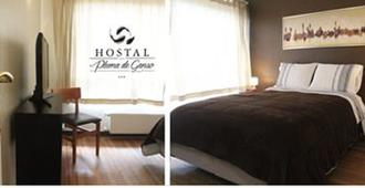 Hostal Pluma de Ganso - Temuco - Bedroom