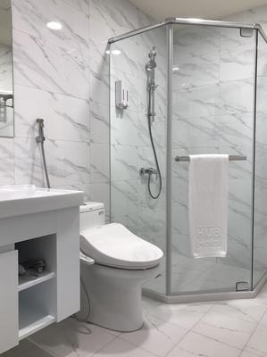 Hub Hotel - Zhongli - Bathroom