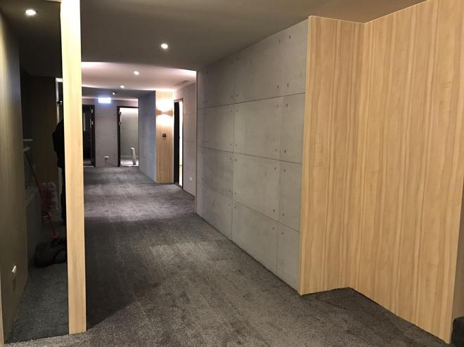 Hub Hotel - Zhongli - Hallway