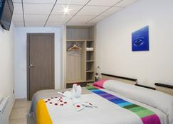 Hostal Pardo - Miami Platja - Makuuhuone