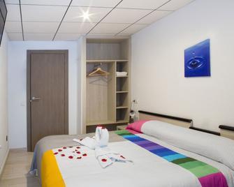 Hostal Pardo - Miami Platja - Ložnice
