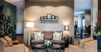 Sleep Inn & Suites & Conference Center - Garden City - Sala de estar