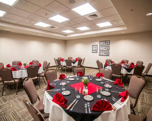 Sleep Inn & Suites & Conference Center - Garden City - Banquet hall