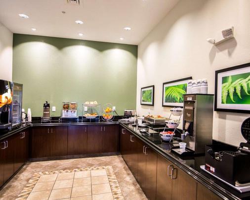 Sleep Inn & Suites & Conference Center - Garden City - Buffet
