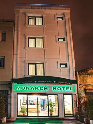 Monarch Hotel - Istanbul - Rakennus