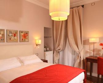 Hotel Mozart - Rome - Bedroom