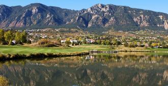 Cheyenne Mountain Resort Colorado Springs, A Dolce Resort - Colorado Springs - Outdoor view