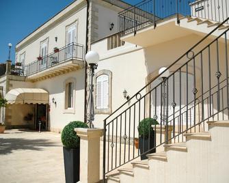 Charme Hotel Villa Principe DI Fitalia - Сиракуза - Здание