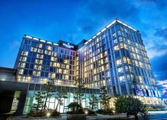 Hotel Regentmarine The Blue - Jeju City - Κτίριο