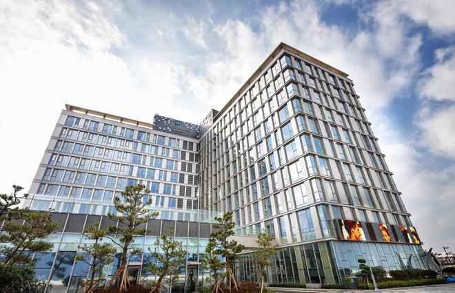 海景藍麗酒店 - 濟州 - 建築